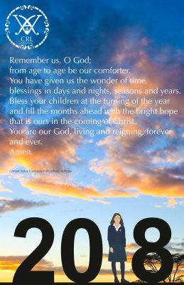 Prayer for a New Year | St Augustines Priory