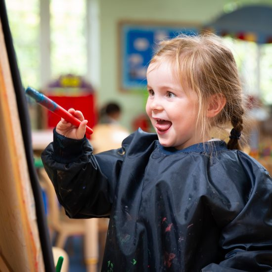 Painting at St Augustines Priory